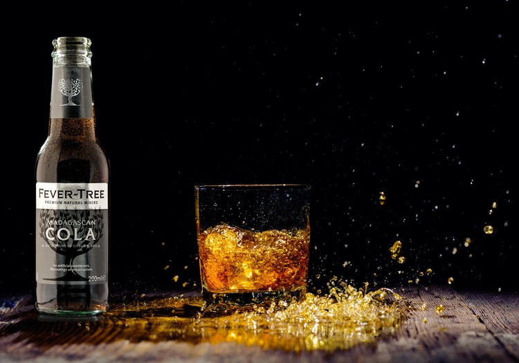 Fever-Tree Madagascan Cola für Whisky und Cola