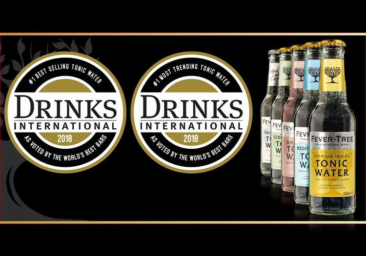 Drinks International Awards 2018 Tonic Water