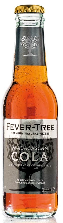 Neu: Fever-Tree Premium Madagascan Cola