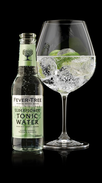 Fever-Tree Elderflower Tonic Water
